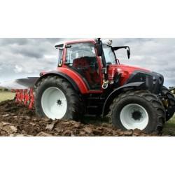 Tracteur LINDNER Geotrac 114ep