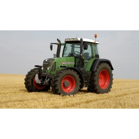 Tracteur FENDT 716
